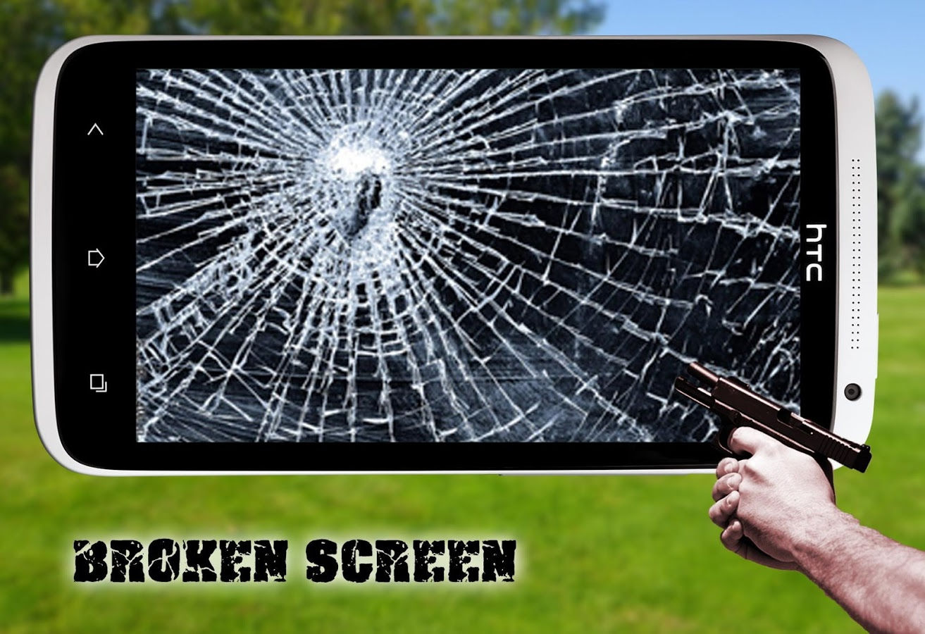 Broken Screens Fixed!